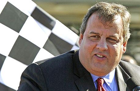 אחרי סנדי: בהוראת המושל הקצבת דלק בניו ג'רזי