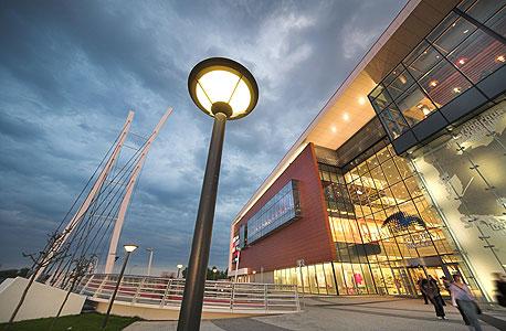 פרויקט גלריה מלטה בפולין, שבבעלות הייטמן. 23% מהיקף הפעילות של החברה באירופה נמצא בפולין
