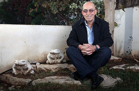 """יהודה נסרדישי ז""""ל, צילום: אוראל כהן"""