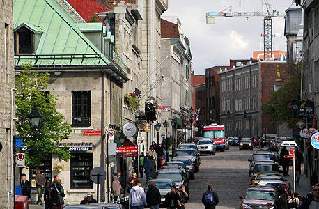 מונטריאול, קנדה, צילום: איי פי