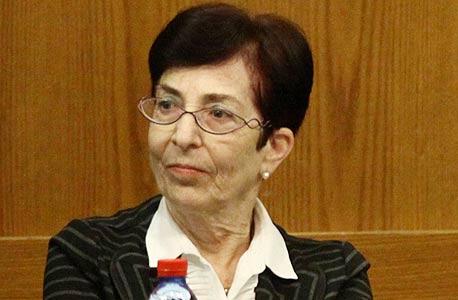 נשיאת בית משפט המחוזי בתל אביב, דבורה ברלינר, צילום: אריאל בשור