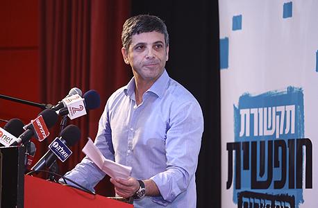 """אבי וייס, מנכ""""ל חדשות ערוץ 2 המפעילה את הערוץ, צילום: אוראל כהן"""