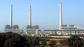 תחנת הכוח אורות רבין  (צילום: אלעד גרשגורן), צילום: אלעד גרשגורן