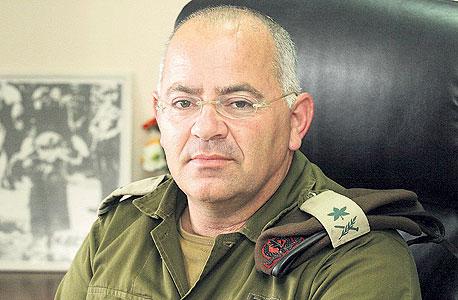 """יאיר נווה בשנת 2011, בעת שהיה סגן הרמטכ""""ל"""