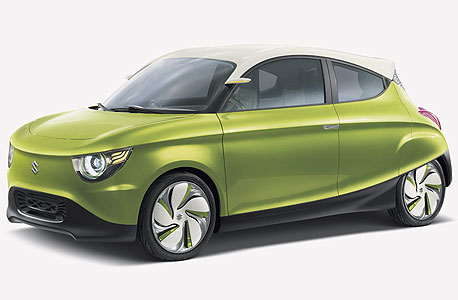 5 מכוניות חדשות בתערוכת טוקיו