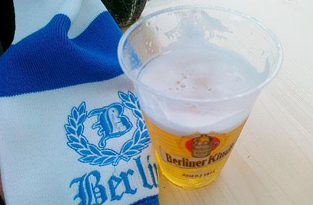בירה וכדורגל. למה לא באמת?