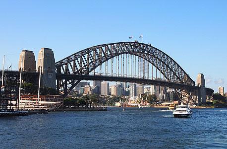 גשר הנמל בסידני, אוסטרליה