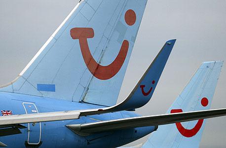 מטוס בבעלות טואי