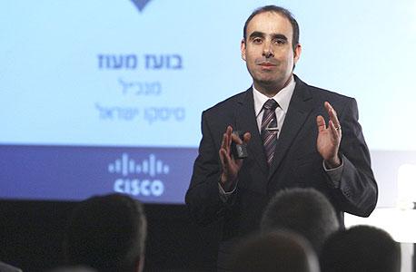 """מנכ""""ל סיסקו ישראל: """"אין לנו יתרון כאתר ייצור אלא כיצרני חדשנות"""""""