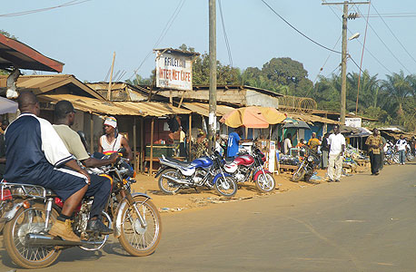 ליבריה, צילום: cc by tweefur