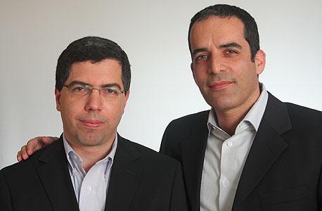 קובי סמבורסקי ואריק קליינשטיין, מייסדי קרן גלילות