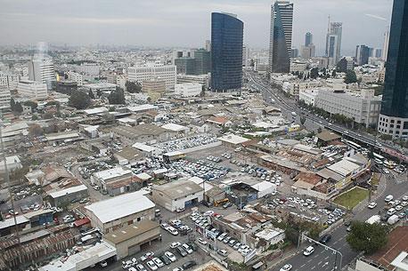 מתחם חסאן ערפה. 337 בעלי קרקע בין ארבעה רחובות