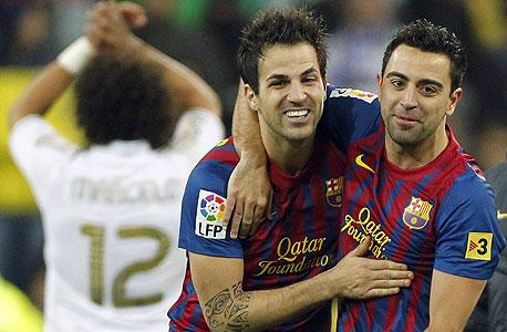 ססק וצ'אבי. כולם רוצים קבוצה כמו ברצלונה והבינו שזה הכל תלוי באיכות הנוער
