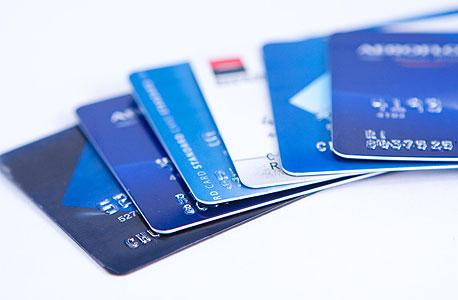 כרטיסי אשראי. שיעורי ריבית גבוהים