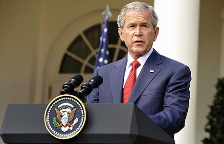 ג'ורג' בוש. לא יגיע לוועידה, על רקע הטענות של טראמפ נגדו