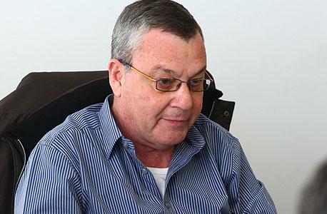 """איתן מאיר, מנכ""""ל דליה אנרגיות, צילום: אוראל כהן"""