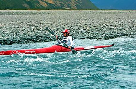 שיט תחרותי בניו זילנד