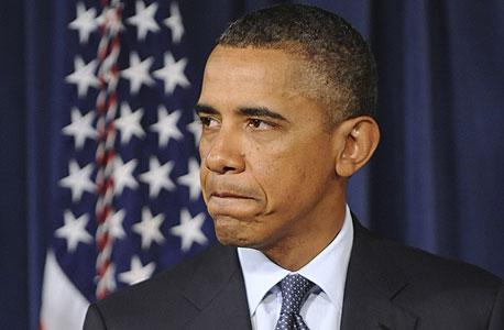 אובמה. הזהיר את איראן, צילום: בלומברג
