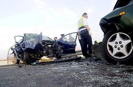 נחנך מרכז חדש לאיסוף ופילוח נתוני תאונות דרכים