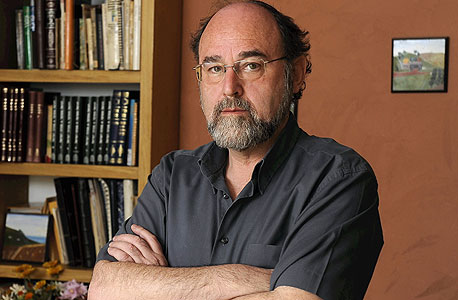 פרופ' דוד לייזר, מעורכי המחקר. בחירות לא רציונליות צילום: גיא אסיאג