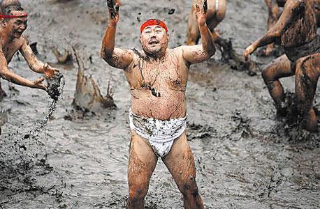 פסטיבל בוץ ביפן