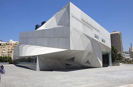 האגף החדש במוזיאון תל אביב לאמנות