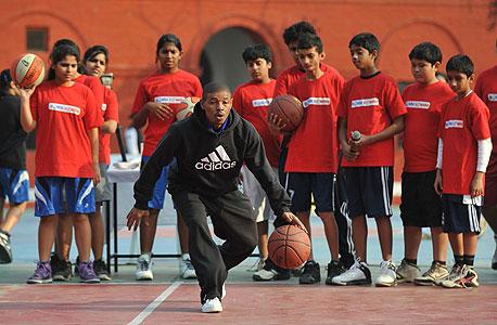 ה-NBA מעוניין לפתוח ליגת כדורסל בהודו
