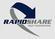 מגה-אפלוד לא לבד. סמל האתר Rapidshare