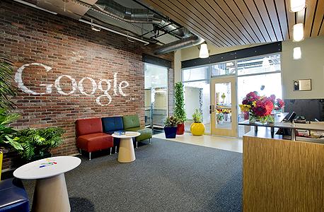 משרדי גוגל בתל אביב