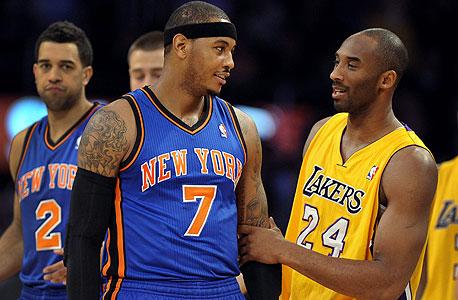 """""""פורבס"""": לוס אנג'לס לייקרס חזרה להיות הקבוצה השווה ביותר ב-NBA"""