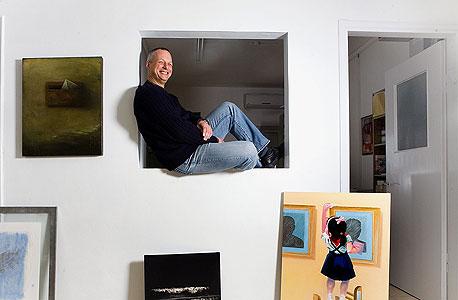"""טל דנאי. """"אמן צעיר ומבטיח, כמו סטארט-אפ, הוא הבטחה לעתיד"""""""