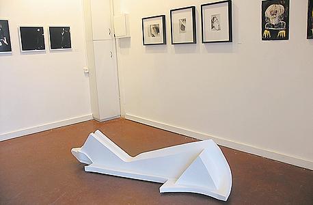 """P8, יפו. עכשיו בגלריה: """"יפה מאוד"""", תערוכה קבוצתית"""