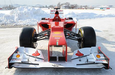 פורמולה 1: בספרד יהיה רק מרוץ אחד בעונת 2013