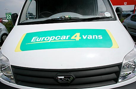 חברת השכרת הרכב יורופקאר, צילום: בלומברג