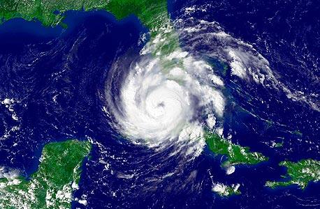 סופת הוריקן באיזור מפרץ מקסיקו ב-2005