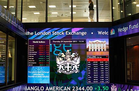 הבורסה בלונדון