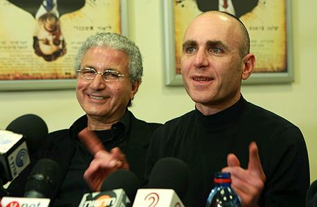 משה אדרי ויוסף סידר. יצעדו ביחד על השטיח האדום