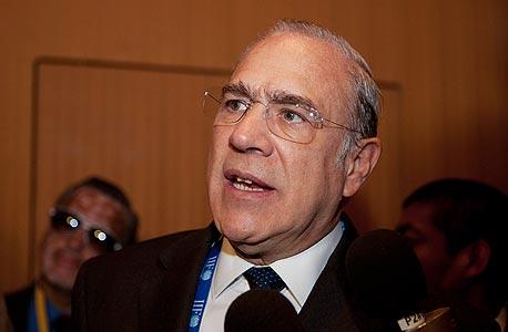 """מזכ""""ל ה-OECD, אנחל גוריה"""