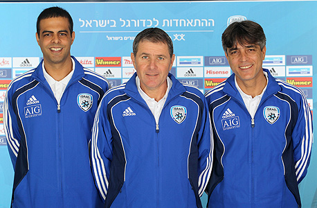 התאחדות הכדורגל יוצאת בקמפיין שיווקי לנבחרת