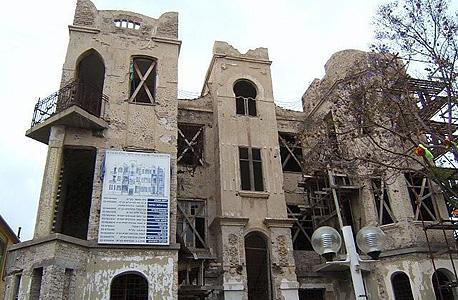 בניין לשימור בתל אביב