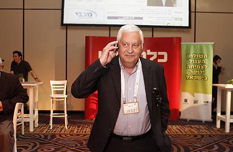 דדי גולן, דובר חברת החשמל לשעבר, צילום: מיקי אלון