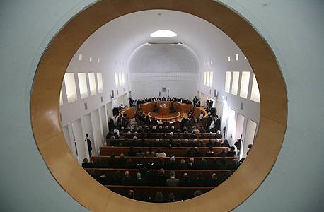 בית המשפט העליון, צילום: גילי יוחנן יינט