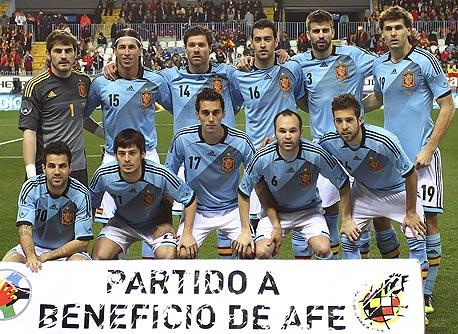 בצל הטרור: בוטל המשחק בין נבחרות הכדורגל של בלגיה וספרד
