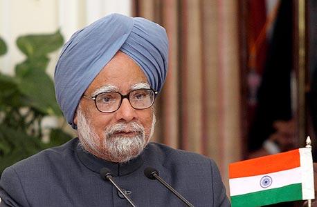 ראש ממשלת הודו מאנמוהאן סינג. עוד חבר של וולף