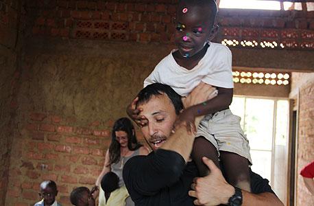 טנזניה: ספארי מעורבות