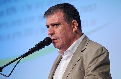 """אבי לוי, מנכ""""ל בריטיש ישראל, צילום: עמית שעל"""
