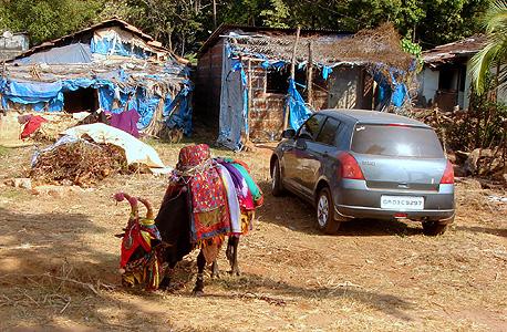 כפר הודי, צילום: cc by Wm Jas