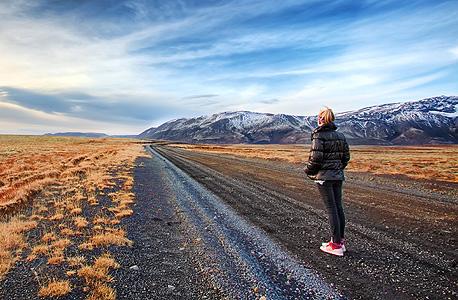 איסלנד. מזג אוויר קשה, צילום: cc by WanderingtheWorld