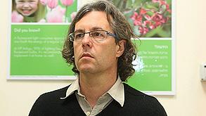 """מנכ""""ל HP-אינדיגו, אלון בר שני, צילום: אוראל כהן"""