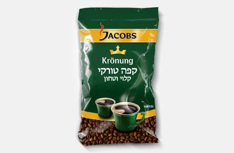 סופר תחרות לטורקי של עלית: קפה שחור של ג'ייקובס יימכר בישראל JN-33